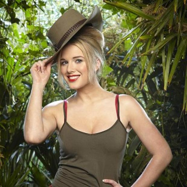 Helen Flanagan broke the rules during her jungle task