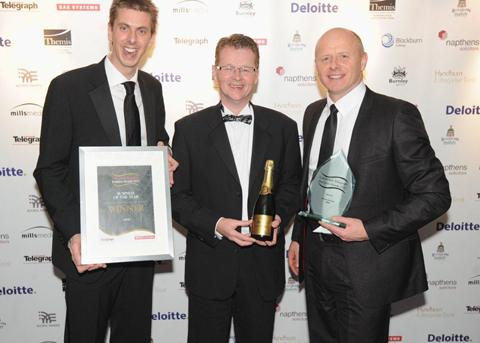 Lancashire Telegraph: MDA is our business of the year