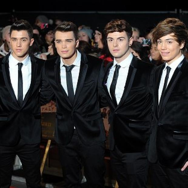 Jaymi Hensley's Union J bandmates have been showing him their support after he came out