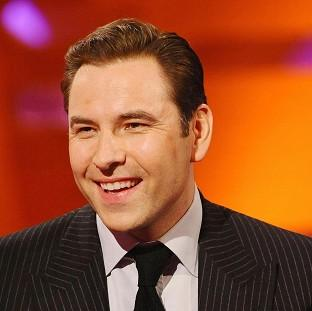 David Walliams hosted the Royal Variety Show