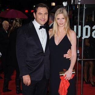 David Walliams and Lara Stone are expecting their first child