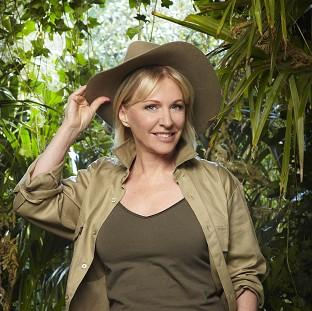 Nadine Dorries has been voted off I'm A Celebrity