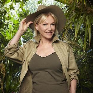 MP Nadine Dorries said she is already back at work after being kicked out of the jungle