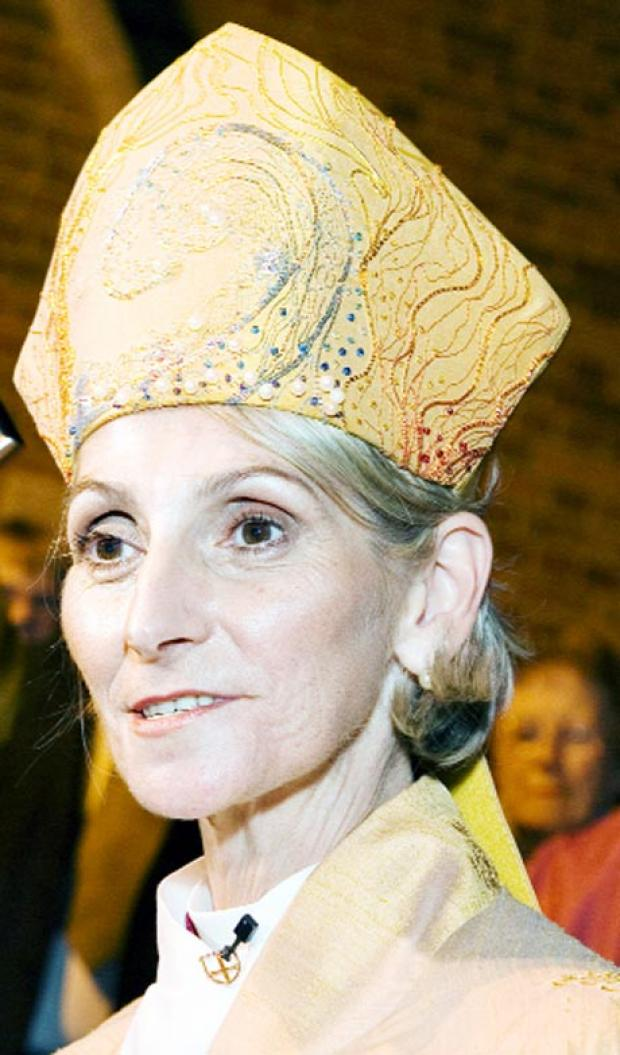 Lancashire Telegraph: The woman Bishop of Christchurch, New Zealand