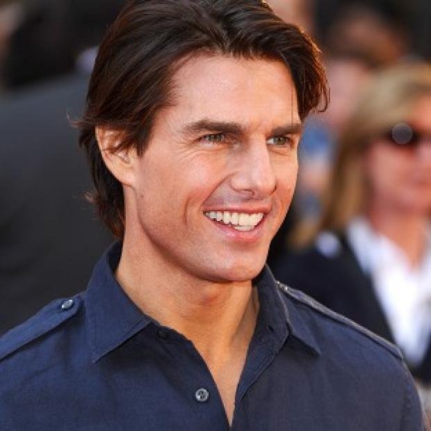 Tom Cruise has been filming in London