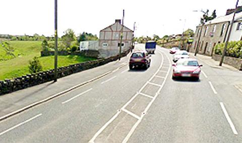 Lancashire Telegraph: Residents are concerned about safety at Bull Hill