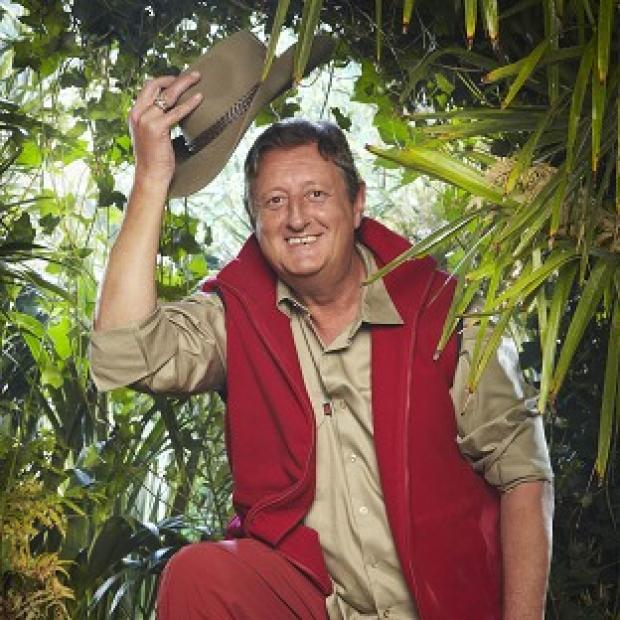 Eric Bristow has been kicked out of the jungle