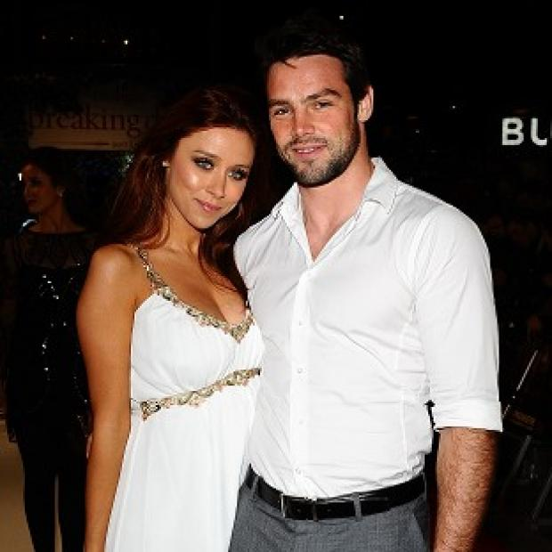 Una Healy and Ben Foden welcomed their daughter in March