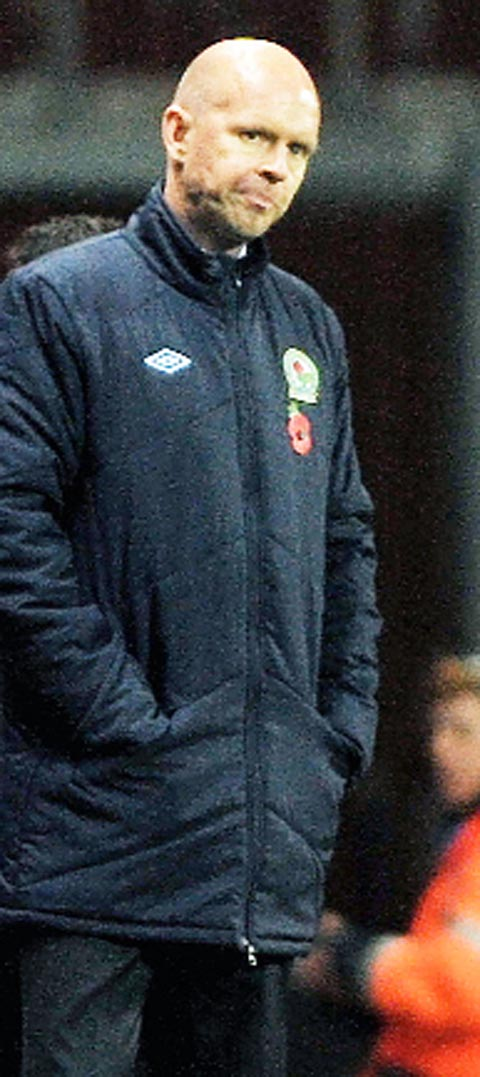 Blackburn Rovers sack manager Henning Berg