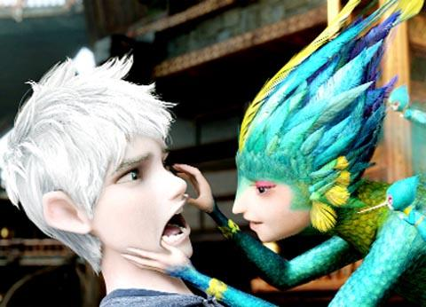 Review: Rise of the Guardians (PG)