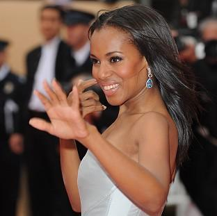 Kerry Washington stars in Django Unchained opposite Jamie Foxx