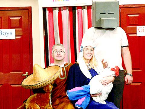 The Flint Street Nativity is going on the road