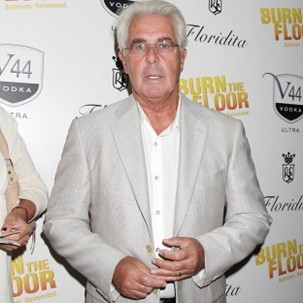 Max Clifford was arrested at his Surrey home