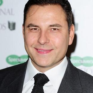 David Walliams joked that he wanted to play Rylan Clark in the film of his life