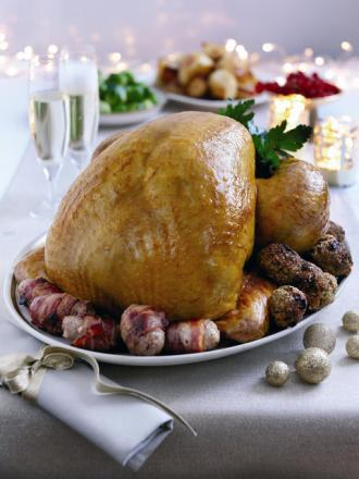 Cook your turkey to perfection this Christmas