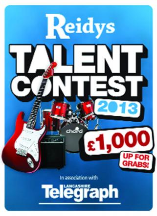 Have you got talent? East Lancashire's most talented musician or singer competition launched