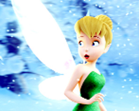 Review: Tinkerbell and the secret of the wings 3D (U)