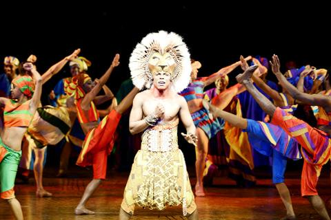 Review: The Lion King Musical, Palace Theatre, Manchester