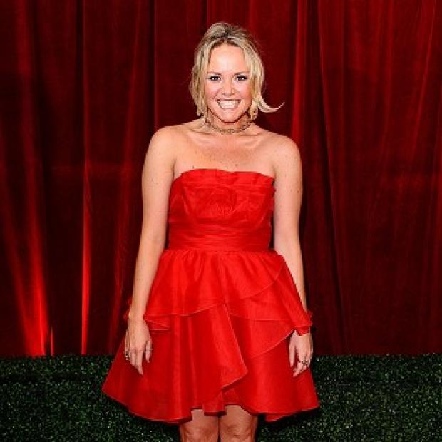 Charlie Brooks' daughter Kiki was involved in a stunt on I'm A Celebrity... Get Me Out Of Here!