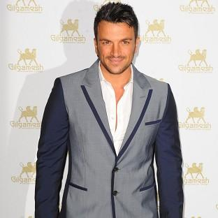 Peter Andre's ex Katie Price sent a message of condolence after his brother's death