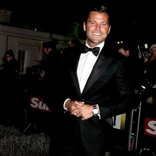Mark Wright is back for a guest appearance in TOWIE