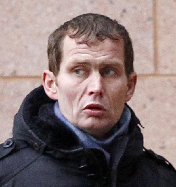 Edward Hanratty failed to appear in court