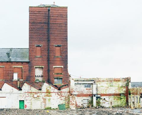 York Mill in Rishton