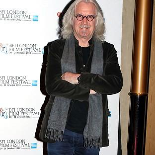 Billy Connolly loved making the Hobbit film, but has no plans to read the book
