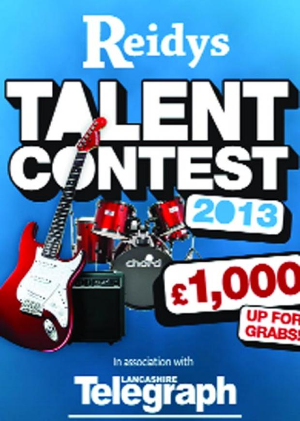 Still time for talent to sign up to Reidy's Talent Competition