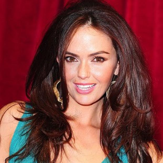 Jennifer Metcalfe had been due to appear on diving show Splash!