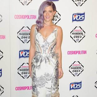 Kelly Osbourne has been talking about how she conquered her weight woes