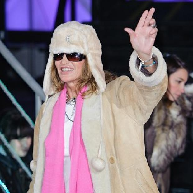 Paula Hamilton was the first to be evicted from the Celebrity Big Brother House