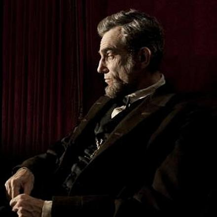 Daniel Day-Lewis stars as Abraham Lincoln