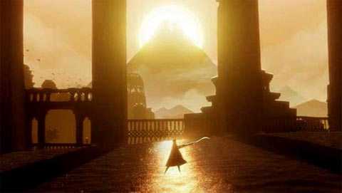 Review: Journey, PS3, £9.99