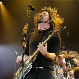 Dave Grohl recorded the track with Sir Paul McCartney