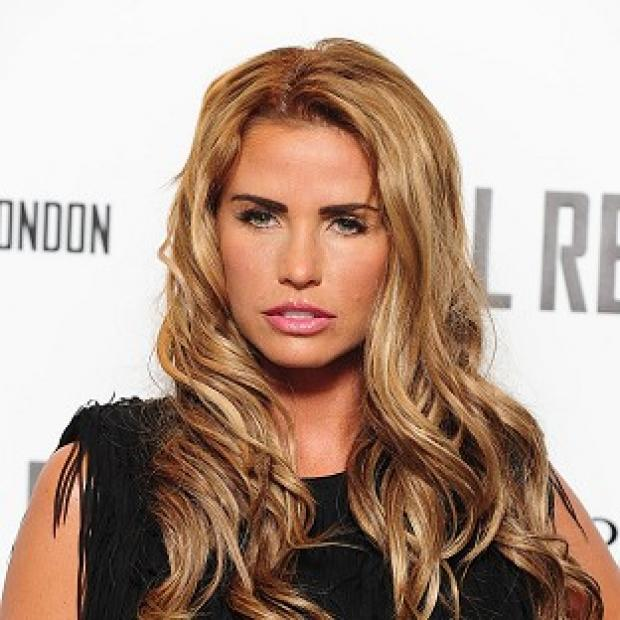Katie Price has tied the knot for a third time