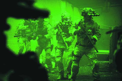 Action-packed Zero Dark Thirty