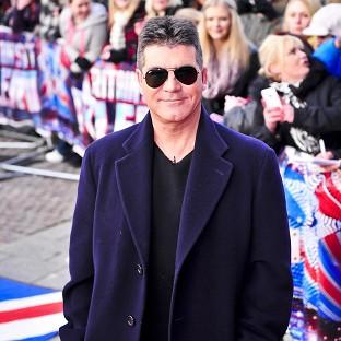 Simon Cowell was impressed by singer Aliki Chrysochou
