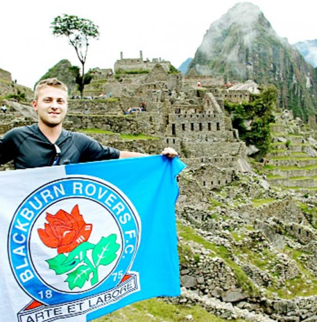 Matthew Cox on the Inca Trail
