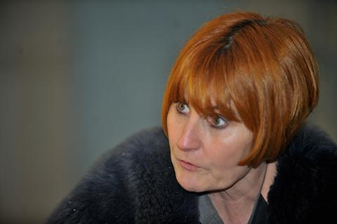 Mary Portas in Nelson on Tuesday
