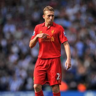 Lucas Leiva, pictured, will continue to improve according to Brendan Rodgers