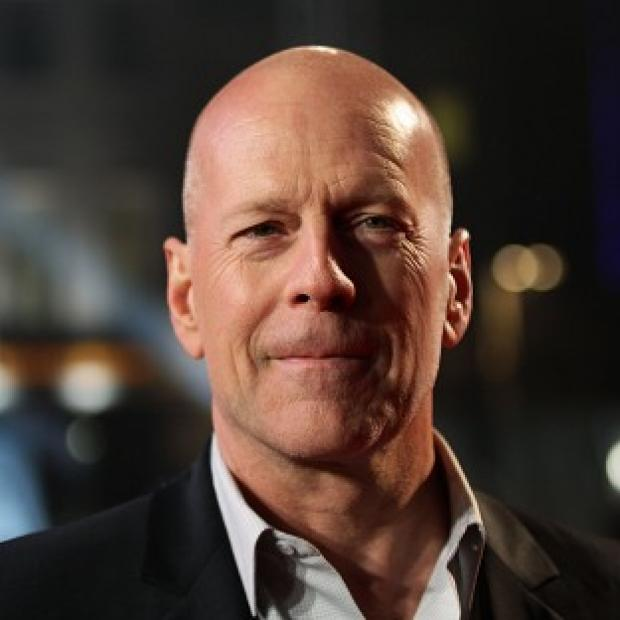 Bruce Willis explained that he was suffering from jet-lag during a One Show interview