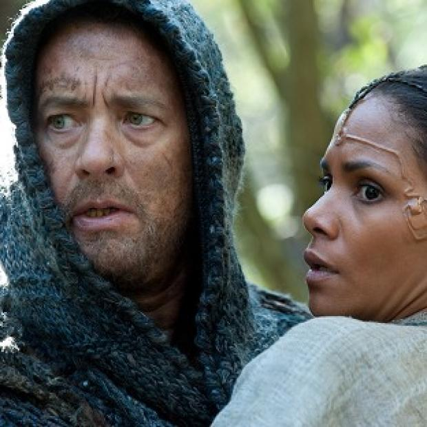 Tom Hanks stars with Halle Berry in Cloud Atlas