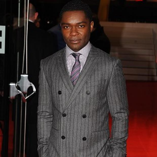 David Oyelowo was inspired by co-star Daniel Day-Lewis