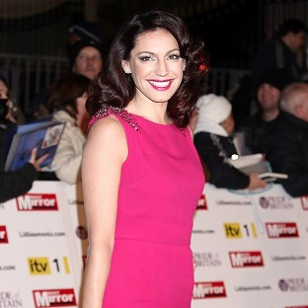 Kelly Brook will be a team captain on Celebrity Juice