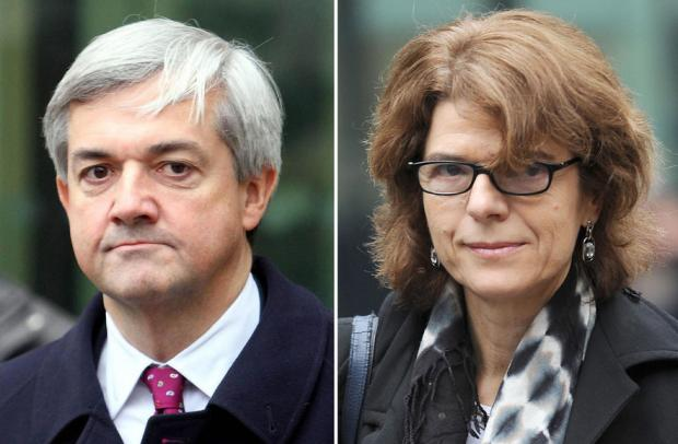 Former MP Chris Huhne and ex-wife Vicky Pryce have been jailed over points swapping