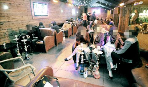 Keep children out says Blackburn shisha bar boss