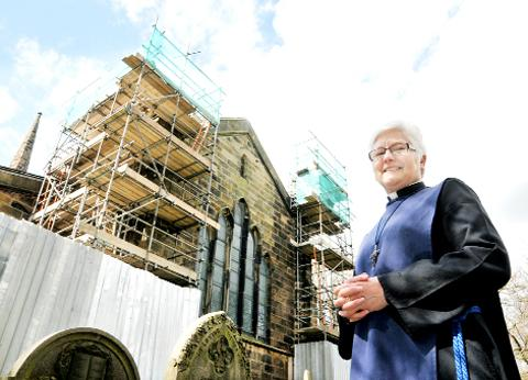 Art works on show to help fund church repair plans in Mellor