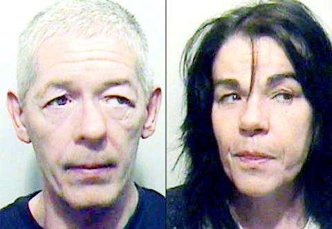 James Doherty and Lorraine Ashworth