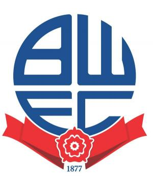 Lancashire Telegraph: Football Team Logo for Bolton Wanderers